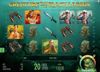 Creature Black Lagoon Screenshot