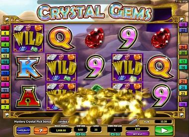 Crystal Spins Casino