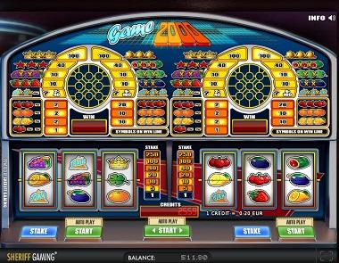 Game 2000 Slot Game