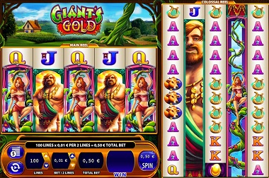 Giant's Gold Williams Interactive