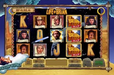 Life of Brian Game Slot
