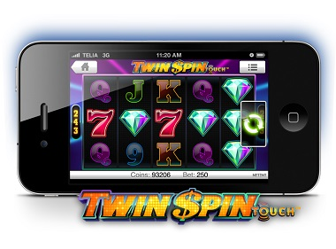 Twin Spin Mobile NetEnt