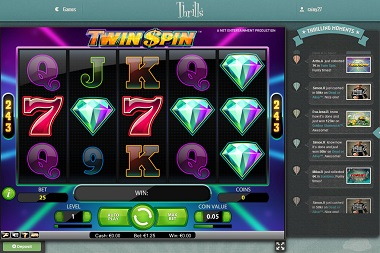 Twin Spin NetEnt
