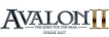 Avalon 2 Logo Slot