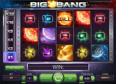 Big Bang Screenshot