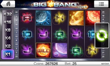 Big Bang Touch Mobile