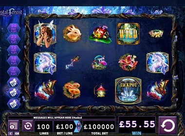 Crystal Forest HD Slot