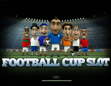 Football Cup Slot Logo
