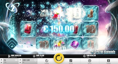 Frozen Diamonds Screenshot