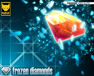 Frozen Diamonds Slot Rabcat