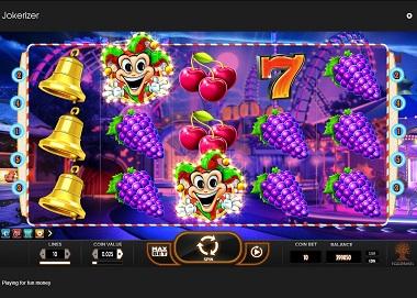 Jokerizer Slot Game