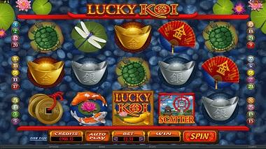 Lucky Koi Video Slot