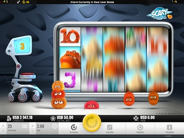 Scary Friends Slot Game