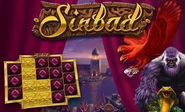 Sinbad Quickspin slot