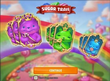 Sugar Trail Slot Quickspin