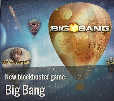 Thrills Casino Big Bang