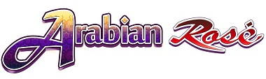 Arabian Rose Slot Logo