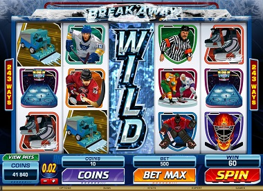 Break Away Slot Screenshot