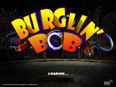 Burglin' Bob Online Slot
