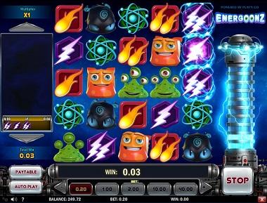 Energoonz Slot Play'n GO
