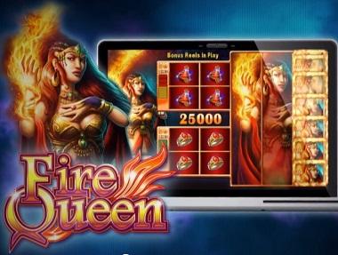 Fire Queen Slot Williams