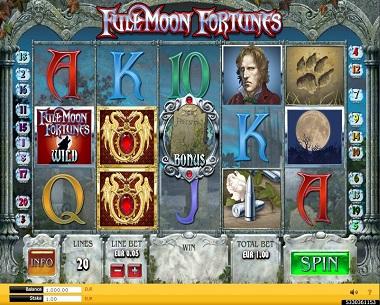 Full Moon Fortunes Screenshot (2)