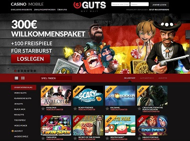 Guts German