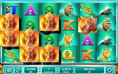 Raging Rhino Online Slot