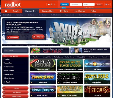 Redbet Promotion
