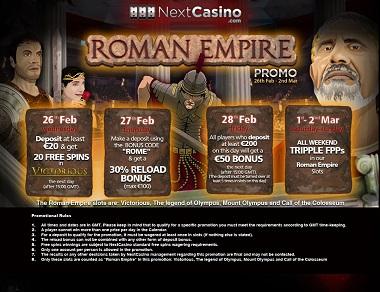 Roman Empire Promo