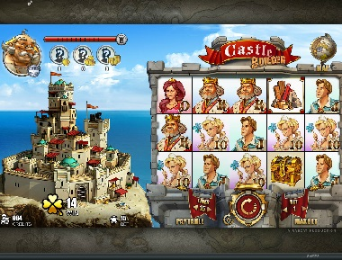 Castle Builder Rabcat Game