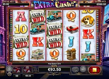 Extra Cash NextGen Slot