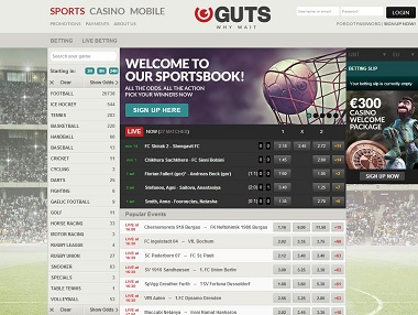 Guts Sportsbook