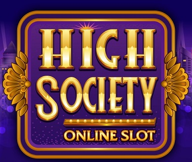 High Society Microgaming Slot