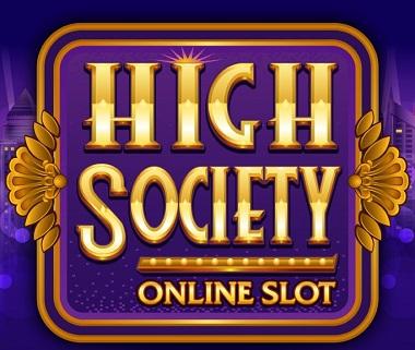 High Society Microgaming Slot