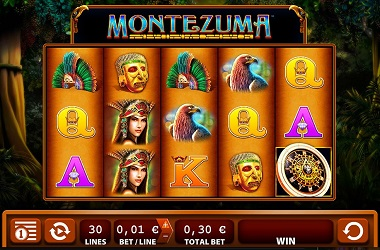 Montezuma Online Slot Williams