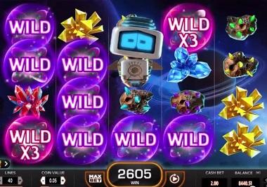 Robotnik Yggdrasil Slot