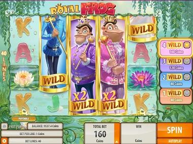Royal Slot Quickspin