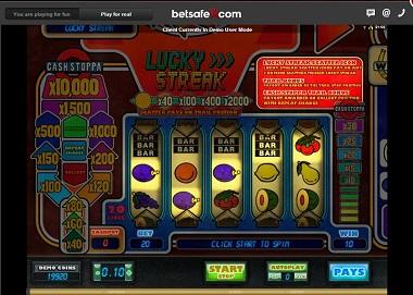 Lucky Streak Slot Game