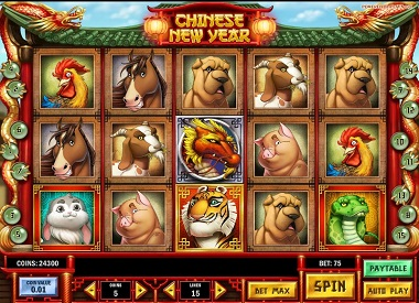 Chinese New Year Play'n GO