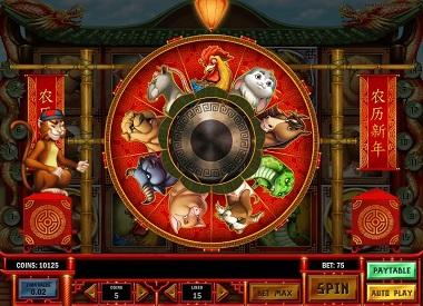 Chinese New Year Slot Game
