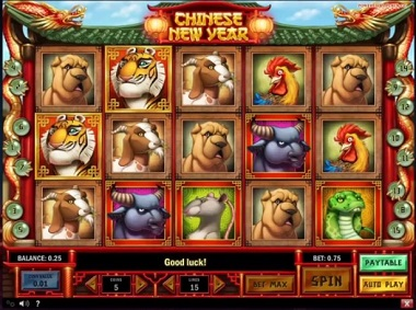 Chinese New Year Slot Play'n GO