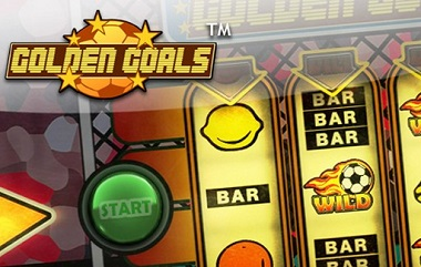Golden Goals Slot Game