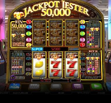 Jackpot Jester Slot Game