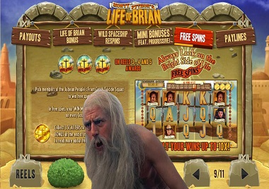 Life of Brian Casino Game
