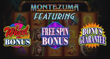 Montezuma Slot Features