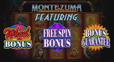 Montezuma Slot Features