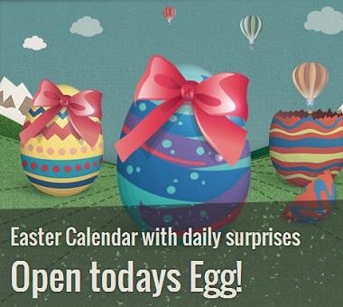 Thrills Casino Easter Egg