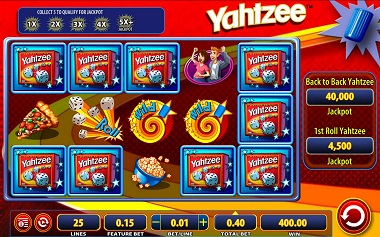 Yahtzee Slots Free Play & Real Money Casinos