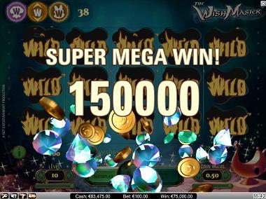 Big Win The Wish Master
